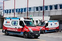Franco da Rocha , SP, 20.03.2021:  UPA FRANCO DA ROCHA SP - Vista da movimentação na unidade da UPA  (Unidade de Pronto Atendimento) na cidade de Franco da Rocha - SP. A unidade esta com 100% dos leitos de UTI ocupados na manhã deste sábado (20).