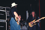 SAM KINISON & Carl Labove jamming after hours at The Comedy Store