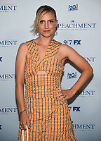 """NEW YORK CITY - JULY 26: Annaleigh Ashford attends a special screening and dinner for the FX limited series """"Impeachment: American Crime Story"""" at The Pool on July 26, 2021 in New York City. (Photo by Frank Micelotta/FX/PictureGroup)"""