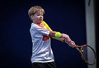 Hilversum, Netherlands, December 2, 2018, Winter Youth Circuit Masters, Pieter de Lange (NED)<br /> Photo: Tennisimages/Henk Koster
