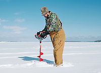 Eel Pout - Ice Fishing