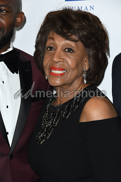 10 March 2018 - Los Angeles, California - Maxine Waters. The Human Rights Campaign 2018 Los Angeles Dinner held at JW Marriott LA Live. Photo Credit: Birdie Thompson/AdMedia