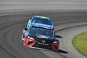 Monster Energy NASCAR Cup Series<br /> AXALTA presents the Pocono 400<br /> Pocono Raceway, Long Pond, PA USA<br /> Sunday 11 June 2017<br /> Erik Jones, Furniture Row Racing, GameStop/Cars 3: Driven to Win Toyota Camry, Jimmie Johnson, Hendrick Motorsports, Lowe's Chevrolet SS<br /> World Copyright: Logan Whitton<br /> LAT Images<br /> ref: Digital Image 17POC1LW2975