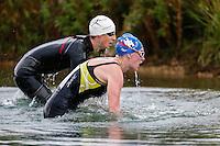 Box End Evening Off Road Triathlon and Aquathlon - Race 4 - 18th August 2016