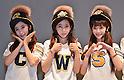 "Crayon Pop new single ""ra ri ru re"" promotion event"