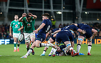 Saturday 1st February 2020 | Ireland vs Scotland<br /> <br /> Ali Price during the 2020 6 Nations Championship   clash between Ireland and Scotland at he Aviva Stadium, Lansdowne Road, Dublin, Ireland. Photo by John Dickson / DICKSONDIGITAL