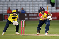 Ryan ten Doeschate in batting action for Essex during Essex Eagles vs Hampshire Hawks, Vitality Blast T20 Cricket at The Cloudfm County Ground on 11th June 2021