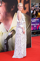 "Emma Stone<br /> arriving for the London Film Festival 2017 screening of ""Battle of the Sexes"" at the Odeon Leicester Square, London<br /> <br /> <br /> ©Ash Knotek  D3322  07/10/2017"