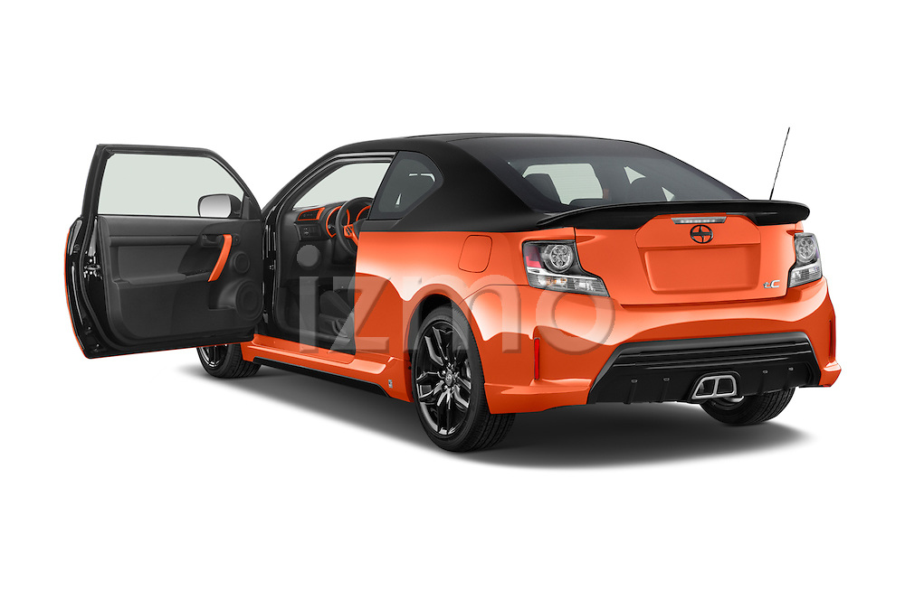 Car images of a 2015 Scion tC Release Series 9.0 2 Door Coupe Doors