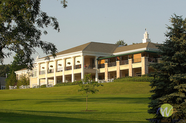 Williamsport Country Club House and golf couse