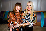 Gerardine Gardezi and Lorraine Walsh enjoying the evening in the Fiddler on Friday.