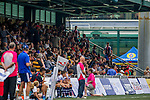 French Development Team vs Taikoo Place Scottish Exile during the 2015 GFI HKFC Tens at the Hong Kong Football Club on 26 March 2015 in Hong Kong, China. Photo by Juan Manuel Serrano / Power Sport Images