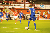 11th February 2021; Oakwell Stadium, Barnsley, Yorkshire, England; English FA Cup 5th round Football, Barnsley FC versus Chelsea; Marcos Alonso of Chelsea on the ball for Chelsea as he breaks into the box