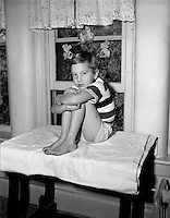1950 Polio Department Photography