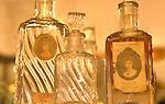 Old Perfume Bottles, Detailee Shop, Pigalle, Paris, France, Europe