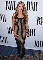 BEVERLY HILLS, CA, USA - MAY 13: Haley Reinhart at the 62nd Annual BMI Pop Awards held at the Regent Beverly Wilshire Hotel on May 13, 2014 in Beverly Hills, California, United States. (Photo by Xavier Collin/Celebrity Monitor)