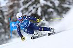 FIS Alpine Ladies Ski World Cup 2021 . Kronplatz, Plan De Corones, Italy on January 26, 2021. In action  Elena Curtoni