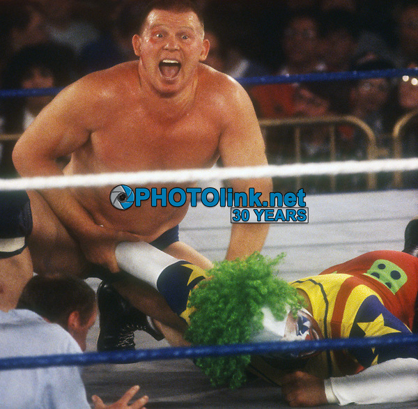 Bob Backlund 1994<br /> Photo By John Barrett/PHOTOlink.net