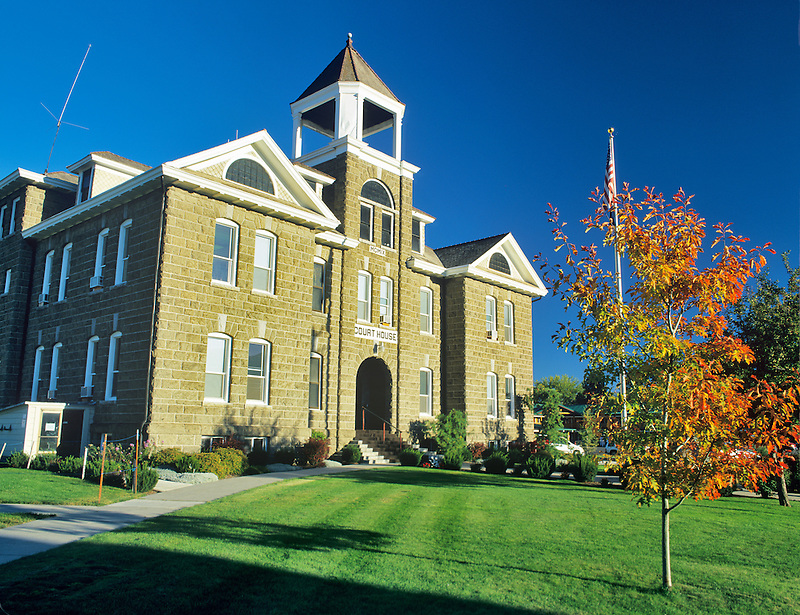 Wallowa County Courthouse. Enterprise, Oregon