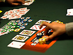 The hand that Team Pokerstars Pro Michael Keiner is eliminated on.