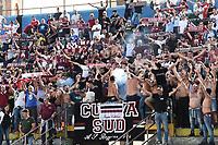 Pisa 02/10/2021 - campionato di calcio serie B / Pisa-Reggina / photo Image Sport/Insidefoto<br /> nella foto: tifosi Reggina