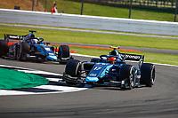 18th July 2021; Silverstone Circuit, Silverstone, Northamptonshire, England; F2 British Grand Prix, Race Day;  17 Armstrong Marcus (nzl), DAMS, Dallara F2