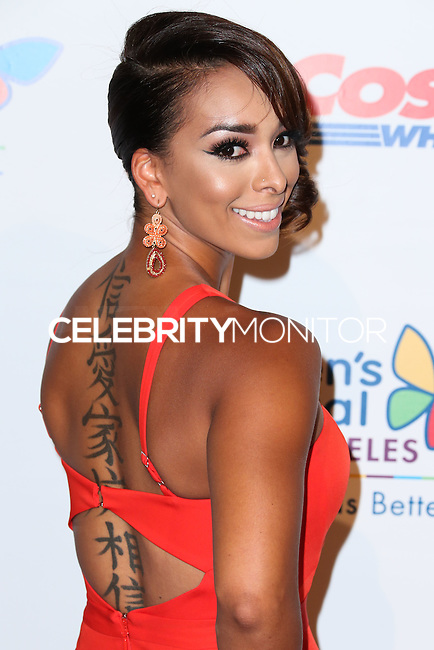 LOS ANGELES, CA, USA - OCTOBER 11: Gloria Govan arrives at the Children's Hospital Los Angeles' Gala Noche De Ninos 2014 held at the L.A. Live Event Deck on October 11, 2014 in Los Angeles, California, United States. (Photo by Xavier Collin/Celebrity Monitor)