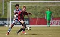 Carson, CA -  July 16, 2017: In the 2016-17 U.S. Soccer Development Academy U-15/16 Championships Atlanta United FC defeated FC Dallas 2-1 to take home the hardware at StubHub center.