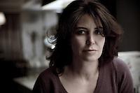 Foto di scena del nuovo film di Sabina Guzzanti, DRAQUILA – L'Italia Che Trema, sarà nelle sale dal 7 Maggio distribuito da BIM.<br /> Ufficio stampa/GB/Insidefoto <br /> 2010