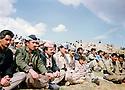 Iran 1990 <br /> In Sino, celebration of Nowruz by the Iraqi Kurds in exile  <br /> Iran 1990 <br /> A Sino, fete de Nowruz celebret par les kurdes irakiens en exil<br /> ئیران سالی 1990 سینو ، کوردانی عیراقی له ولاتیکی تر نه وروزیان جیژن ده گرن .