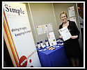 01/05/2008   Copyright Pic: James Stewart.File Name : 55_business_fair.FALKIRK BUSINESS FAIR 2008.SIMPLE HR.James Stewart Photo Agency 19 Carronlea Drive, Falkirk. FK2 8DN      Vat Reg No. 607 6932 25.Studio      : +44 (0)1324 611191 .Mobile      : +44 (0)7721 416997.E-mail  :  jim@jspa.co.uk.If you require further information then contact Jim Stewart on any of the numbers above........