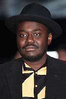 """Babou Ceesay<br /> at the London Film Festival 2016 premiere of """"Free Fire at the Odeon Leicester Square, London.<br /> <br /> <br /> ©Ash Knotek  D3182  16/10/2016"""