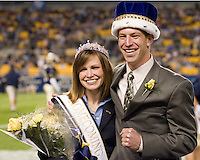 21, October, 2006: Pitt Homecoming Queen and King..The Rutgers Scarlet Knights defeated the Pitt Panthers 20-10 on October 21, 2006 at Heinz Field, Pittsburgh, Pennsylvania.