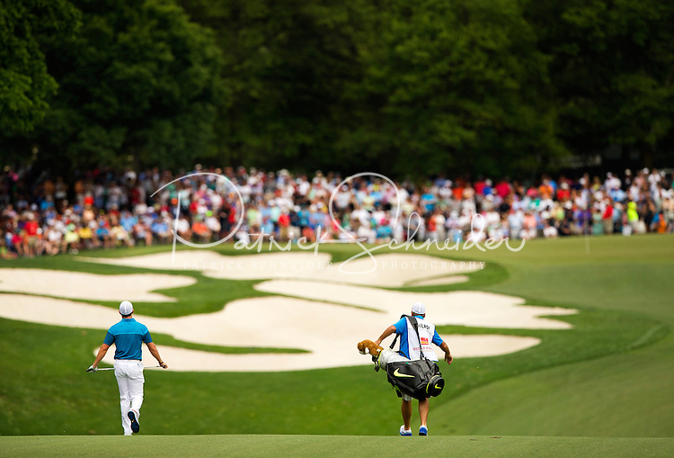 Sports Photography coverage of the 2015 Wells Fargo Championship at Quail Hollow Club, in Charlotte, NC. <br /> Rory McIlroy won the Wells Fargo Championship by seven strokes, setting a new tournament record score of 267. <br /> <br /> Charlotte Photographer - PatrickSchneiderPhoto.com