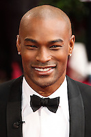 HOLLYWOOD, LOS ANGELES, CA, USA - MARCH 02: Tyson Beckford at the 86th Annual Academy Awards held at Dolby Theatre on March 2, 2014 in Hollywood, Los Angeles, California, United States. (Photo by Xavier Collin/Celebrity Monitor)