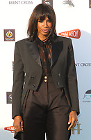 Shaznay Lewis at the first ever UK Drive-In Film Premiere of 'Break' at Brent Cross in London. This is the first Red Carpet event in the UK since the Covid-19 Pandemic lockdown. The film will be rolled out nationwide in other drive-in venues. Brent Cross, London 22nd July 2020<br /> CAP/ROS<br /> ©ROS/Capital Pictures