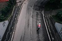 Eg Niklas (DEN/Trek-Segafredo)<br /> <br /> stage 16: Trento – Rovereto iTT (34.2 km)<br /> 101th Giro d'Italia 2018