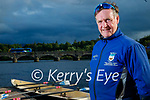 Killorglin rowing coach Mike Fleming .