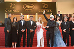 Jessica Chastain, Pedro Almodovar, Fan Bing Bing - will smith - agnes jaoui
