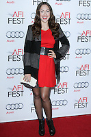 """HOLLYWOOD, CA - NOVEMBER 12: Diana DeGarmo at the AFI FEST 2013 - """"Lone Survivor"""" Premiere held at TCL Chinese Theatre on November 12, 2013 in Hollywood, California. (Photo by David Acosta/Celebrity Monitor)"""