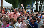 A packed house enjoys Little River Band at the Carson City Concert Under the Stars event benefiting the Greenhouse Project in Carson City, Nev., on Wednesday, July 9, 2014.<br /> Photo by Cathleen Allison