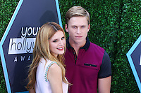 LOS ANGELES, CA, USA - JULY 27: Bella Thorne and Tristan Klier arrive at the 16th Annual Young Hollywood Awards held at The Wiltern on July 27, 2014 in Los Angeles, California, United States. (Photo by Xavier Collin/Celebrity Monitor)