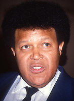 Chubby Checker 1990<br /> Photo By Adam Scull/PHOTOlink.net