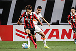 FC Seoul (KOR) vs Shandong Luneng (CHN)  during their AFC Champions League Quarter Final match on Wednesday, 24 August 2016, held at Seoul World Cup Stadium, in Seoul, South Korea. Photo by Victor Fraile / Power Sport Images