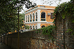 A Restored Residence On Fuxing Road, Gulangyu, Xiamen (Amoy).