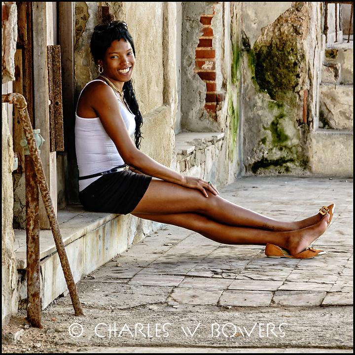 Faces Of Cuba - and one of the best. What a smile!<br />