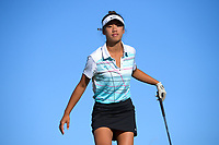Chloe Lam. Day two of the Renaissance Brewing NZ Stroke Play Championship at Paraparaumu Beach Golf Club in Paraparaumu, New Zealand on Friday, 19 March 2021. Photo: Dave Lintott / lintottphoto.co.nz