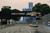 #4: Corvette Racing Corvette C8.R, GTLM: Tommy Milner, Nick Tandy, Checkered Flag