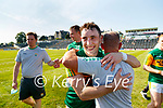 Paudie Clifford, Kerry, after the Munster GAA Football Senior Championship Final match between Kerry and Cork at Fitzgerald Stadium in Killarney on Sunday.