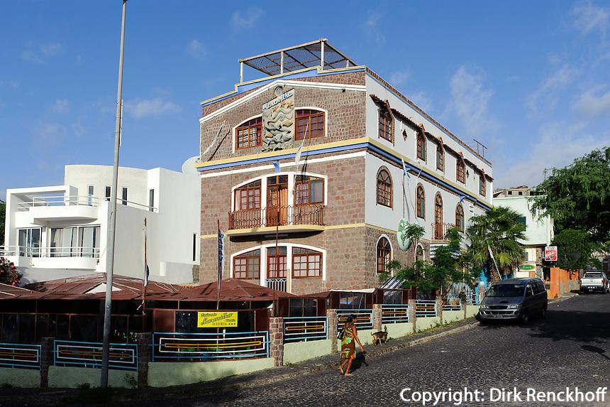 Restaurante Maravilha, Mindelo, Sao Vicente, Kapverden, Afrika